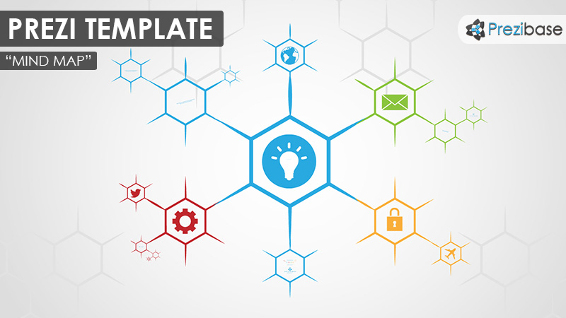 Infographic & Diagram Prezi Templates | Prezibase
