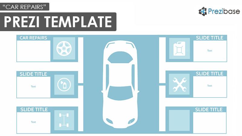 car repairs prezi template auto