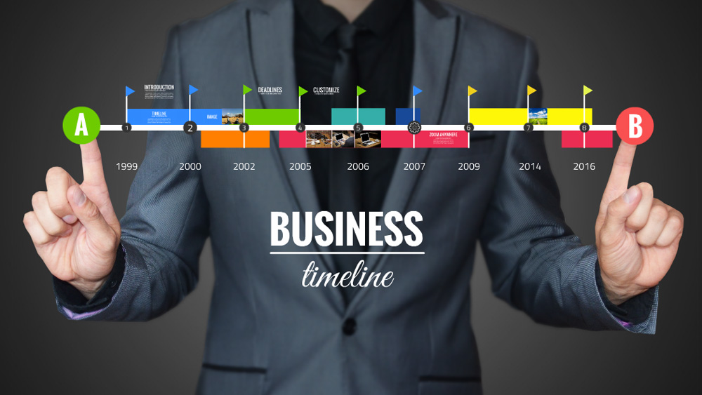 600 creative professional business timeline template roadmap suit prezi