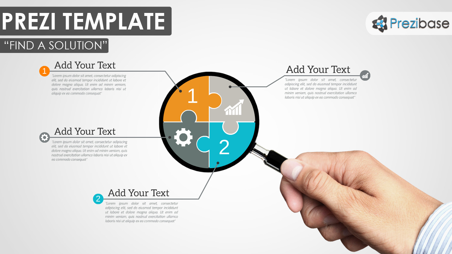 infographic diagram prezi templates prezibase