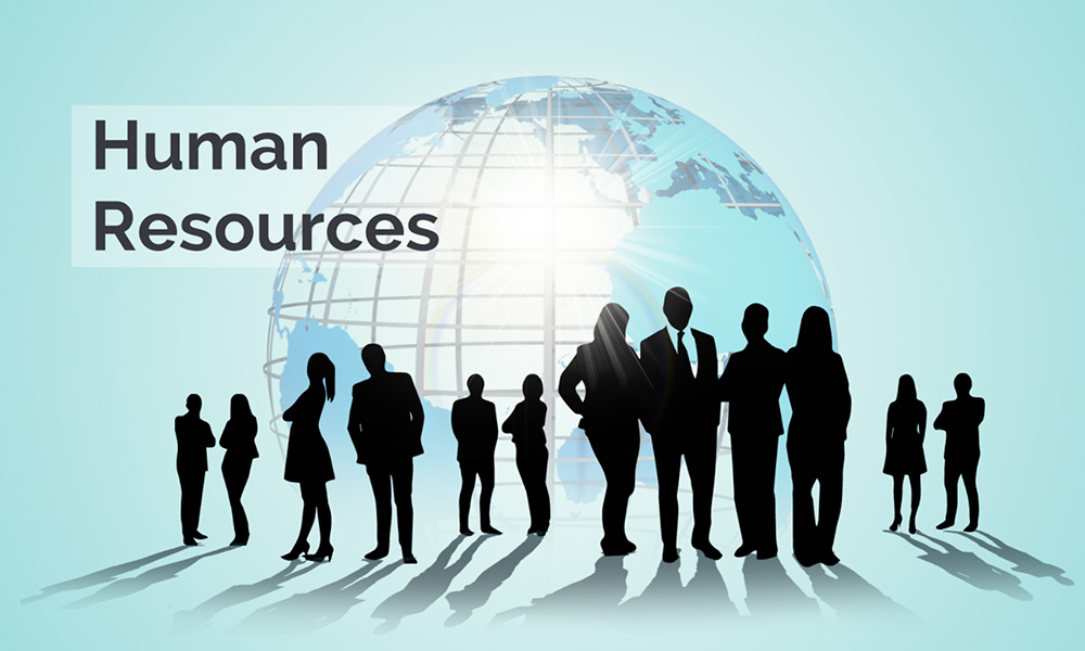Human resources HR management prezi next presentation template