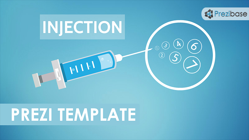 Injection prezi template prezibase injection medical health prezi template pronofoot35fo Gallery