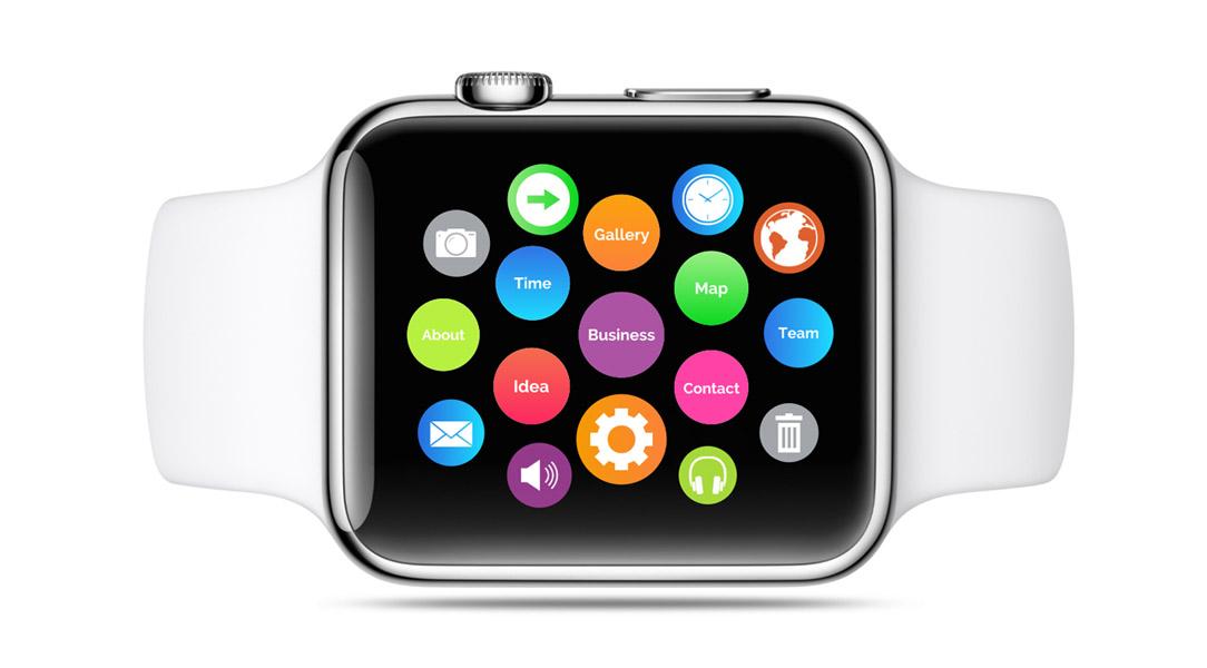 iWatch apple watch technology prezi next presentation template