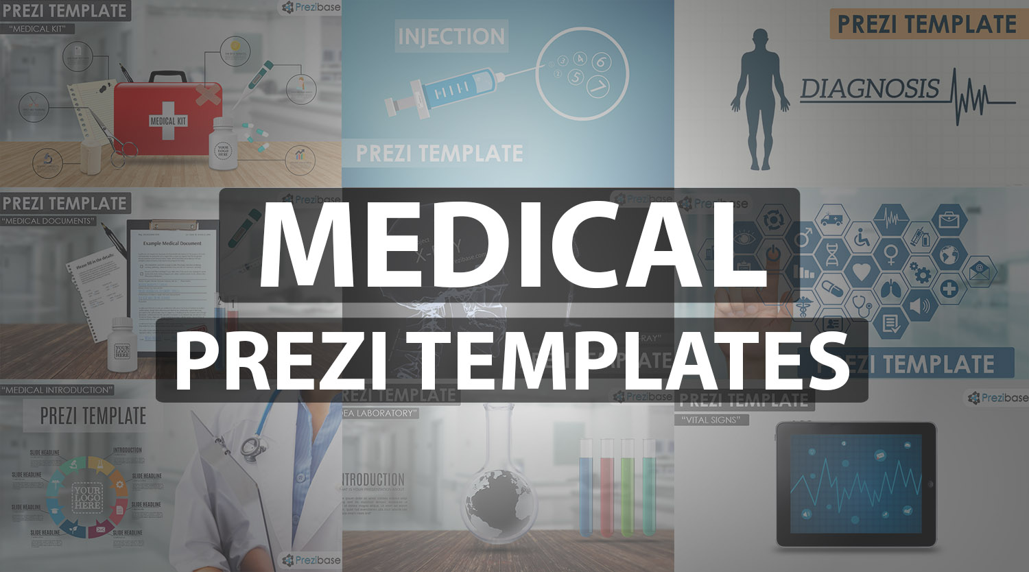 medical healthcare hospital doctor prezi templates