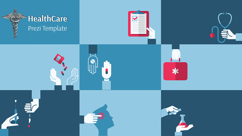 health template prezi  Medical Prezi Templates | Prezibase