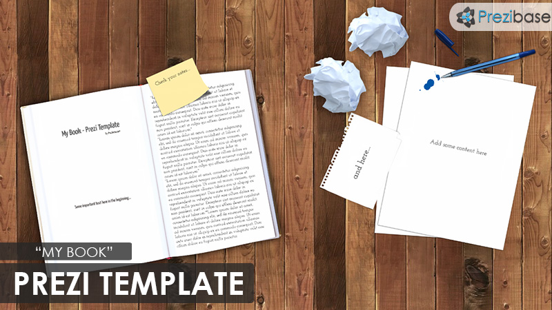book story writer thesis desk prezi template my