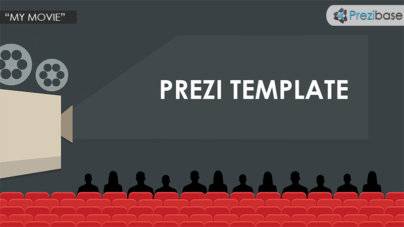 My Movie Prezi Template | Prezibase