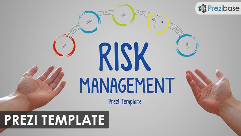 risk management business prezi template