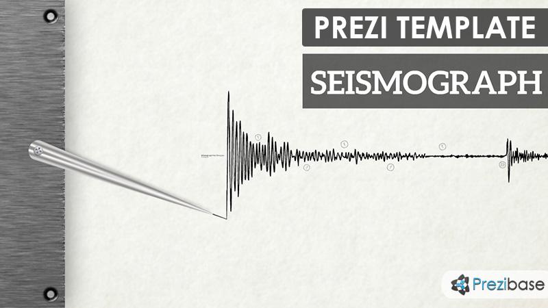 seismograph lie detector prezi template