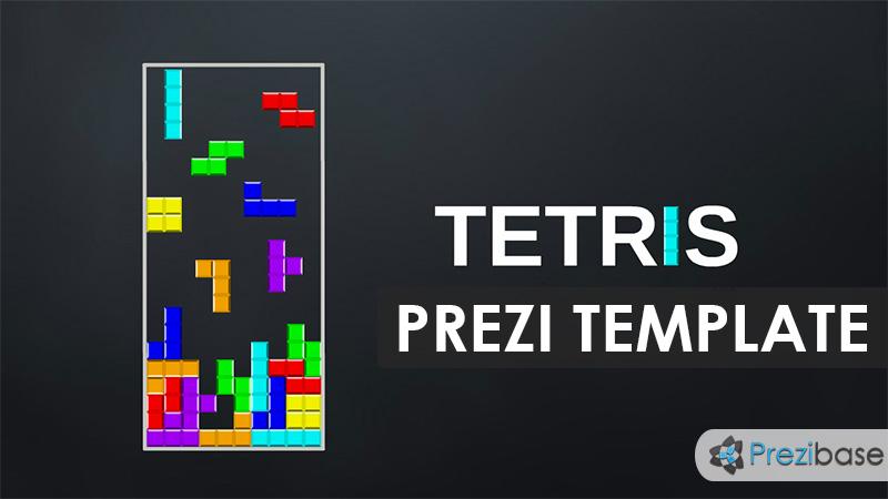 tetris prezi template