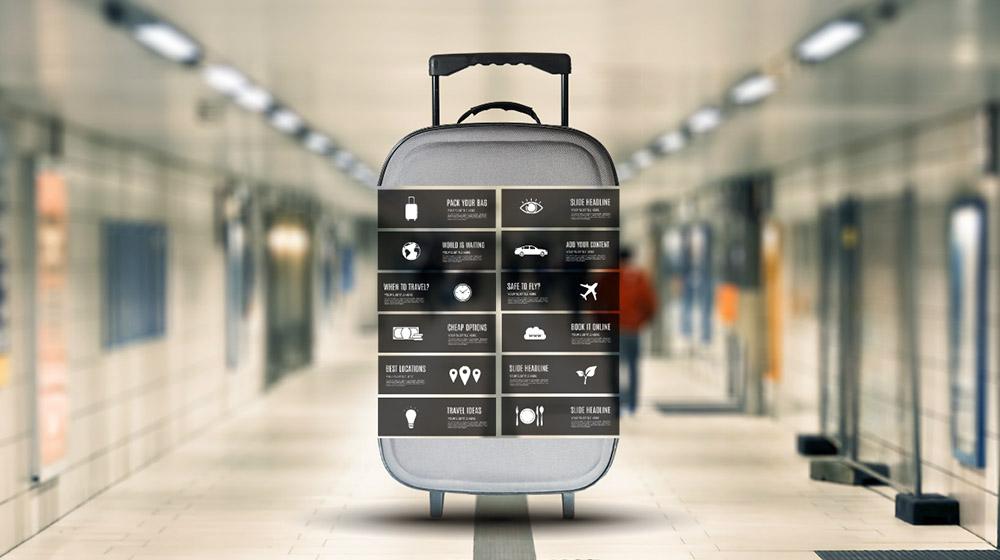 Travel Ideas Prezi Template Prezibase