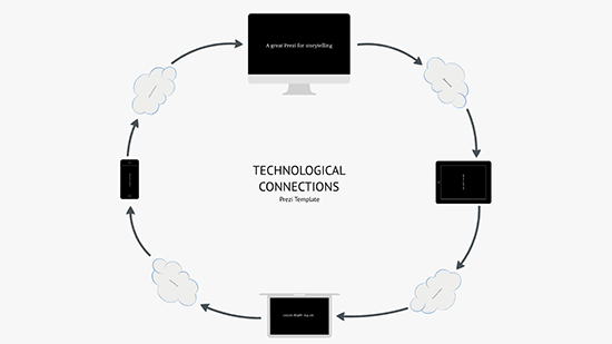 technology prezi templates