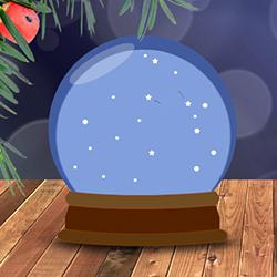 Snow Globe Prezi Template | Prezibase