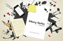 messy-notes-prezi-template