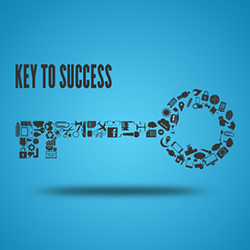 key-to-success-prezi-template