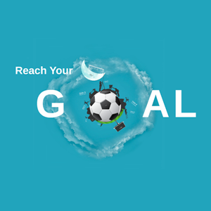 Reach Your Goal - Prezi Template