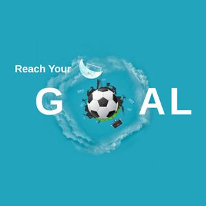 Reach Your Goal - Prezi Template