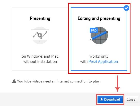 prezi desktop mac download