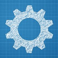 Blueprint prezi template prezibase malvernweather Image collections
