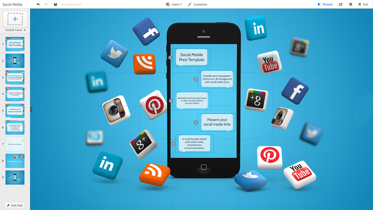 social-media-mobile-platform-3d-icons-prezi-presentation-template-smartphone-marketing
