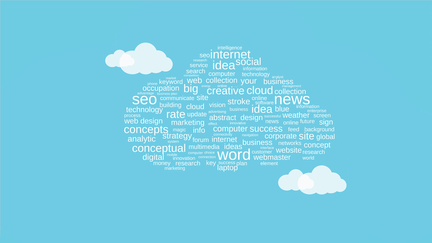 tag cloud prezi template prezibase