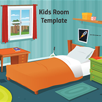 kids-room-prezi-template