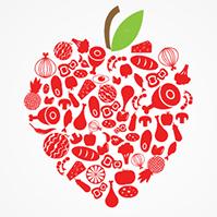 apple-heart-love-food-prezi-template