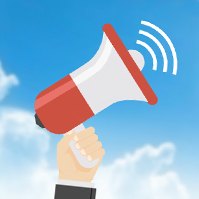 megaphone-marketing-prezi-template