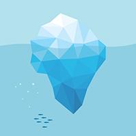 iceberg-business-risk-prezi-template