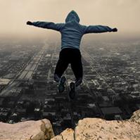the-leap-city-version-motivational-prezi-template