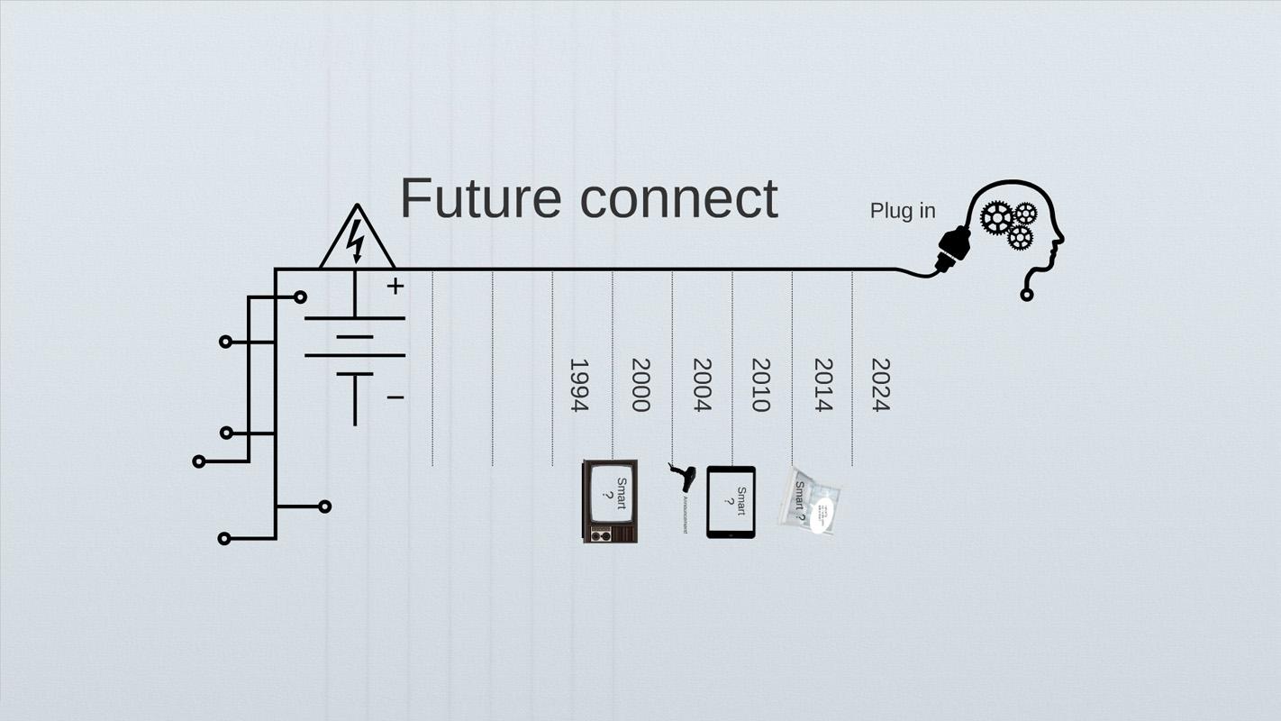 Connection Prezi template