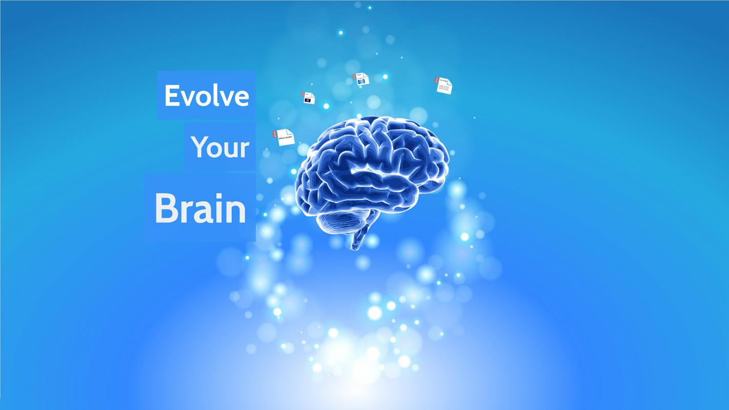 Evolve Your Brain Prezi Template