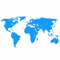 World map free prezi template prezibase gumiabroncs Image collections