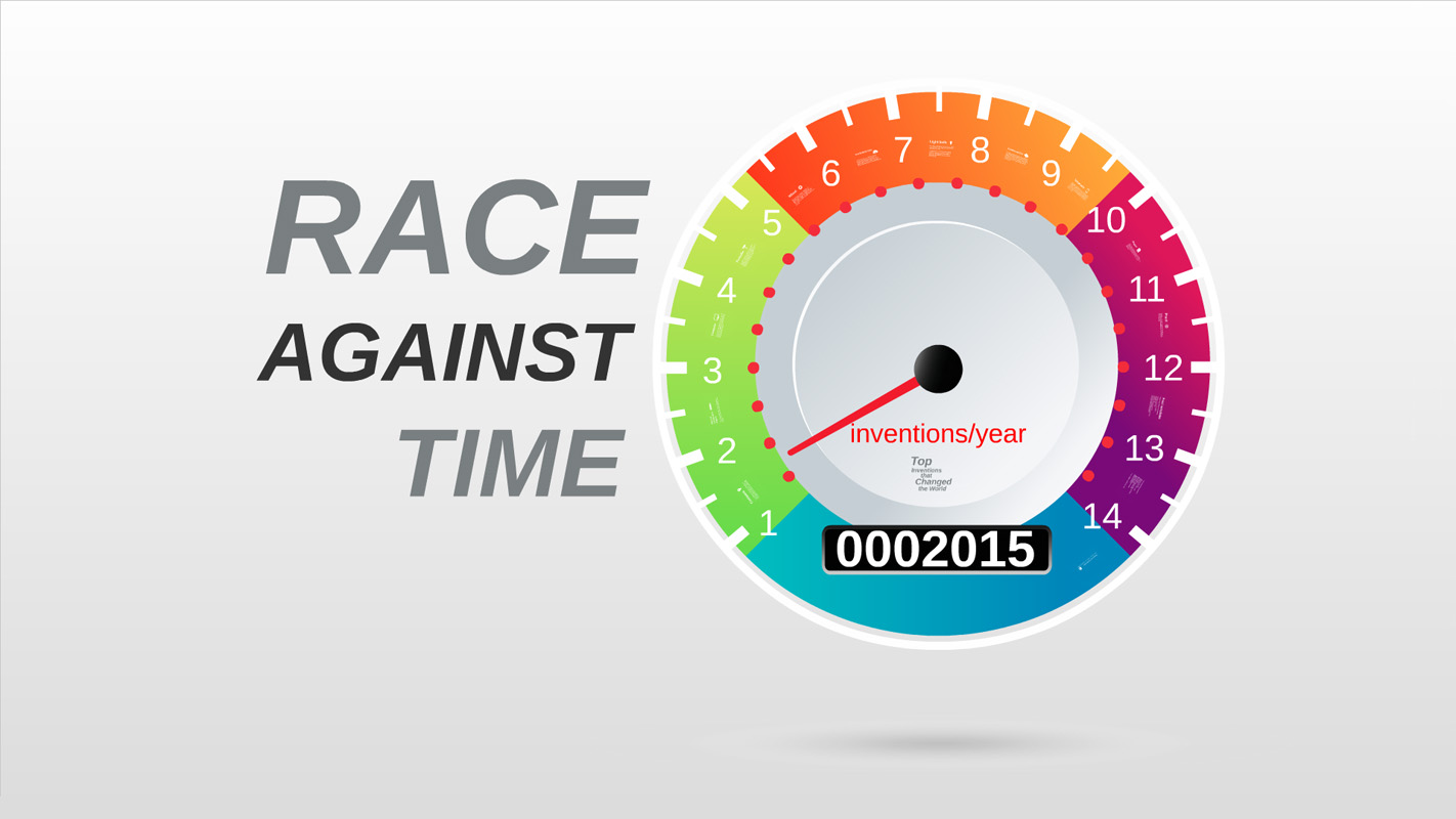 Race Against Time Prezi Template