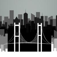 building-bridges-3d-city-prezi-template