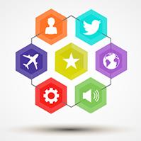 hexagonal-hexagon-prezi-template-colorful-business