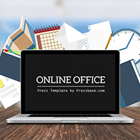 online-office-3d-business-laptop-prezi-template