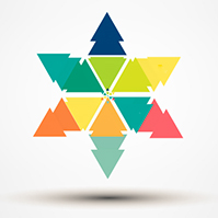 triangular-prezi-template