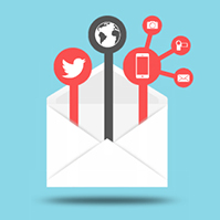communication-links-email-social-media-envelope-prezi-template