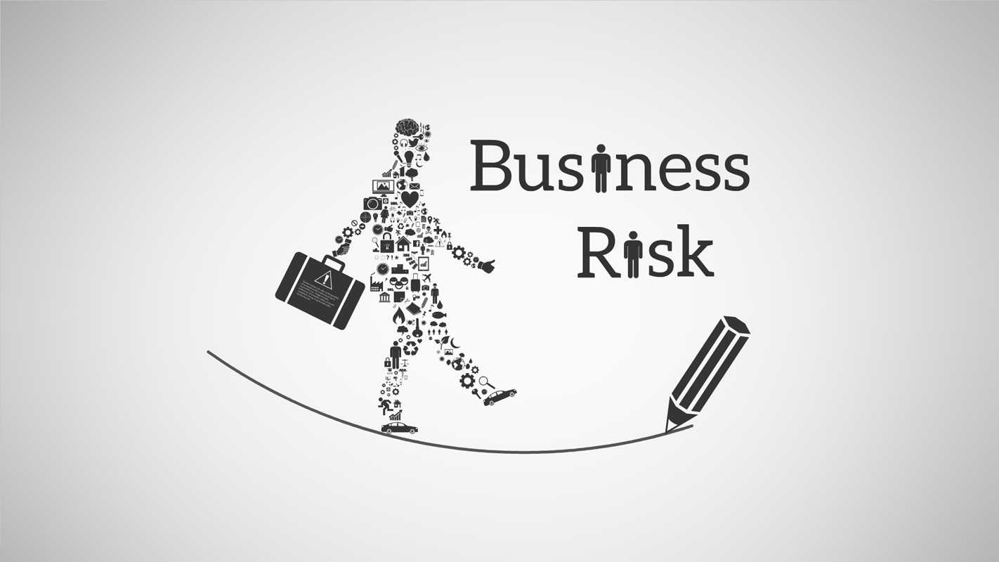 Business risk prezi template