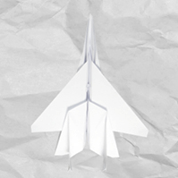 airstrike-paper-airplane-battle-war-brainstorm-sketch-prezi-template