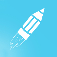 creative-start-pencil-rocket-launch-prezi-template