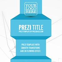 3D-flowing-line-business-clean-professional-prezi-template