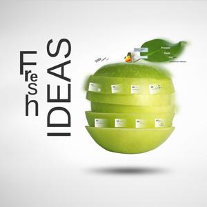 Fresh Ideas - Prezi Template