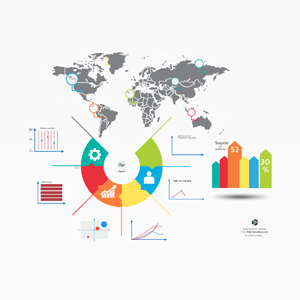 Infographics-World-Business-Report