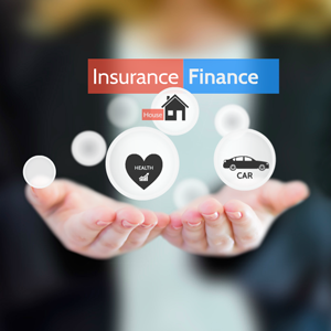 Insurance and Finance - Prezi Template