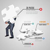 solve-the-puzzle-3D-businessman-marketing-prezi-template