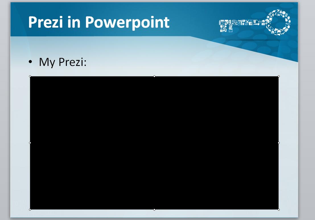 Insert prezi classic into powerpoint no plugins required prezibase prezi in powerpoint web browser toneelgroepblik Image collections