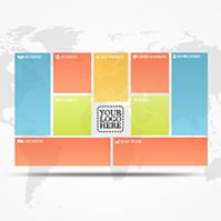business-model-canvas-creative-colorful-pitch-plan-prezi-template