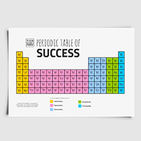 creative-periodic-table-of-success-ideas-brainstorm-business-education-prezi-template